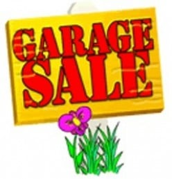 How to Hold a Garage or Yard Sale