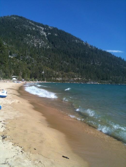 Sand Harbor, North Shore Lake Tahoe