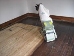 """How To Refinish Hardwood Flooring"""