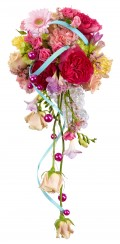 How to Make a Wedding Bouquet For the Bride