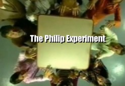 The Philip Experiment Creating a Ghost From a Fictional Character