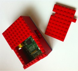 Lego Pi Case