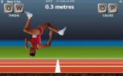 How to Beat Qwop, the World's Hardest Game