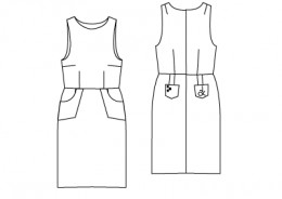 How to Make a Dress Using a Pattern - wikiHow