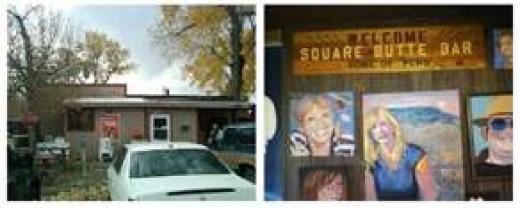 Square Butte, Montana