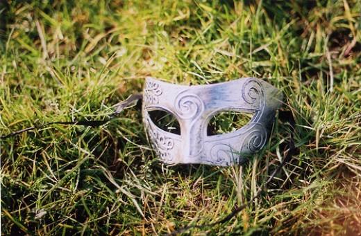 We wear many masks