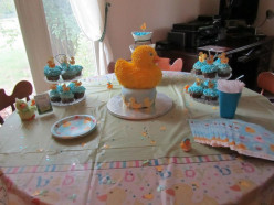 Baby Shower Theme: Rubber Ducky
