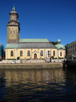 German church, Gothenburg