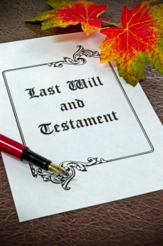 The Will & Testament