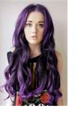 How to Color Your Hair Purple Without Using Chemical Dyes