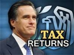Mitt Romney Really Needs to release his Tax Returns