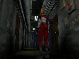 Screen Shot from Resident Evil 1.5