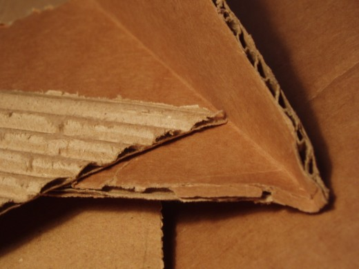 Corrugated cardboard wrap is absolutely essential if you ship a moderate amount of books.
