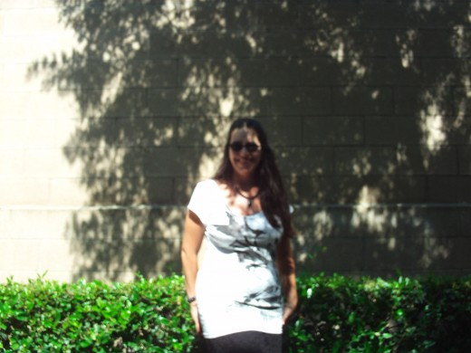 Picture of me in shade.