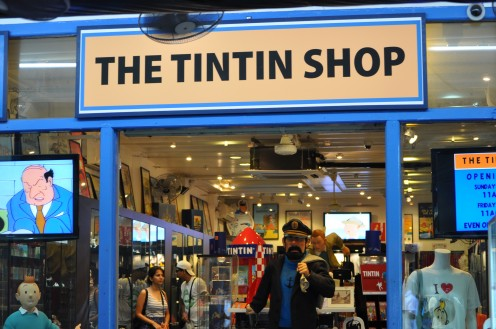 The TinTin Shop- If you want to gift something special to your loved one, especially tiny tots this is The best place to stop n shop.