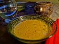 Pumpkin Soup, Pumpkin Bread and Pumpkin Cream Cheese Brownies - For Fall