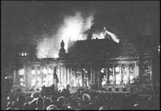 Germany's precedent for the Constitutional change and reason for political inertia