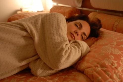 Daytime naps can interrupt nighttime sleep.