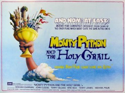 Monty Python and the Holy Grail (1975) - Illustrated Reference
