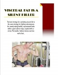 Visceral Fat: The Hidden Menace