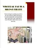 Visceral Fat: The Hidden Menace