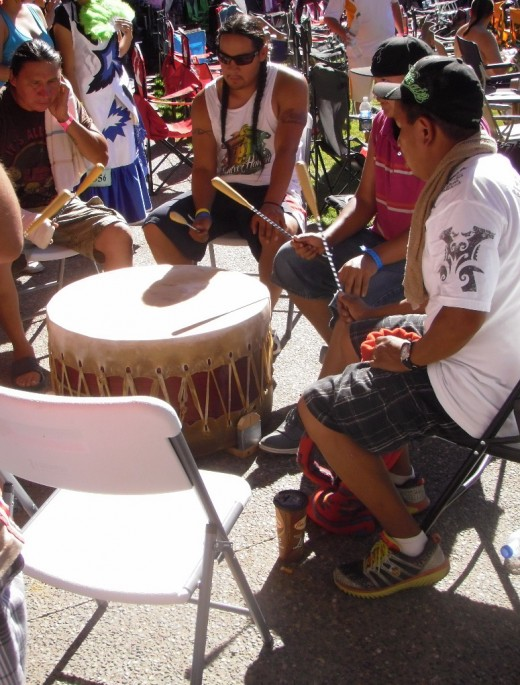 Drummers up next