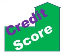 Improve your credit score to buy a house.
