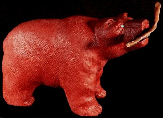 Herbert Him Pipestone Bear