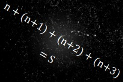 Math Puzzle: Finding a Set of Four Consecutive Integers Given Their Sum