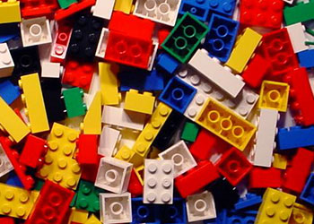 Interlocking Lego parts -- should we be leting our kids play with them?