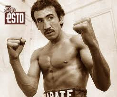Carlos Zarate was a boxing Champion from Mexico who had tremendous knockout power in both hands.