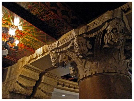The detail and craftsmanship in the InterContinental Hotel Chicago is breathtaking.
