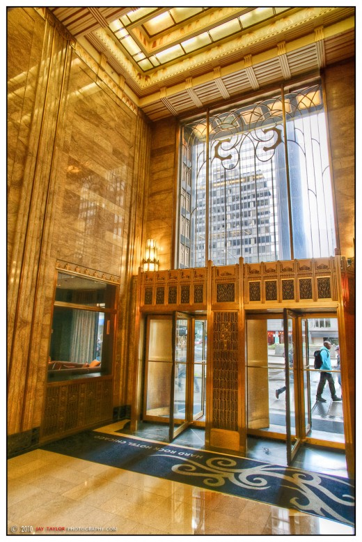 "The phrase, ""They don't make 'em like that anymore,"" seems invented for the Carbide and Carbon Building, now the Hard Rock Hotel Chicago."