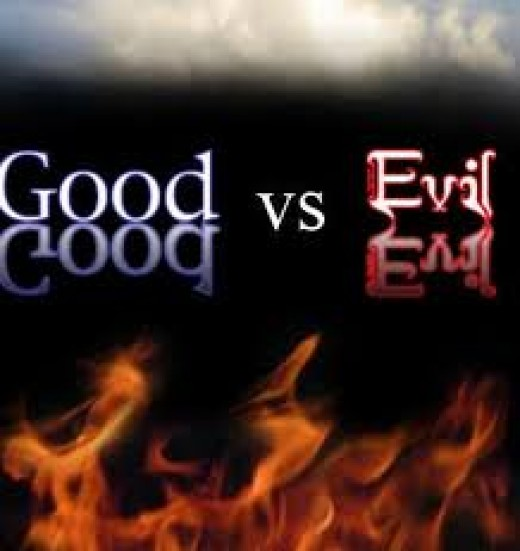 Contrasting and Comparing the Good, the Bad, and the Ungodly