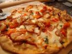 The Best Homemade Chicken Pizza