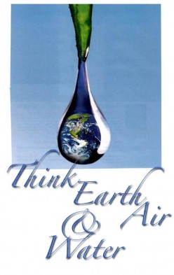 Think Earth Air & Water