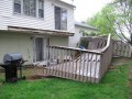 A Poorly Made Footer Can Result Into A Collapsed Deck