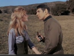 "Spock: ""beam me up Scotty"""