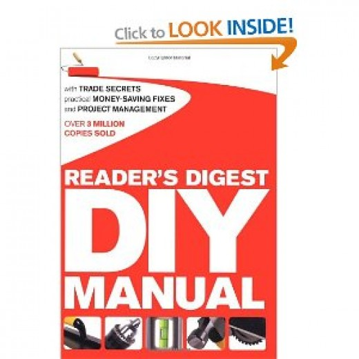 The essential book for all DIYers and home renovators is this manual which has been in the home of Brits for decades and has instructions for all of those DIY jobs that you might have to do.