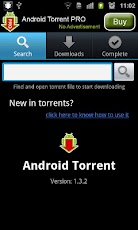 ATorrent is an Android torrent downloader.