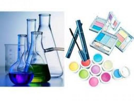 Dangerous toxins in cosmetics