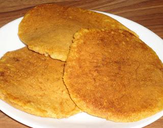 Egg free pumpkin pancakes