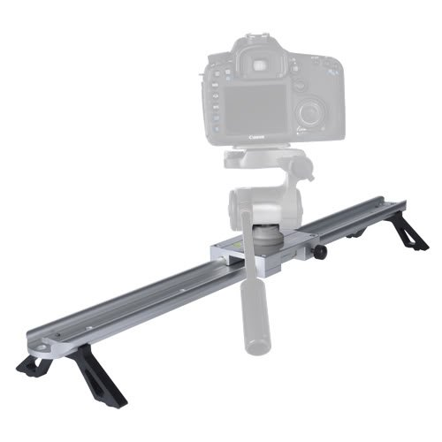 "Kamerar SLD-400 47"" Camera Track Slider Video Stabilization System DSLR"