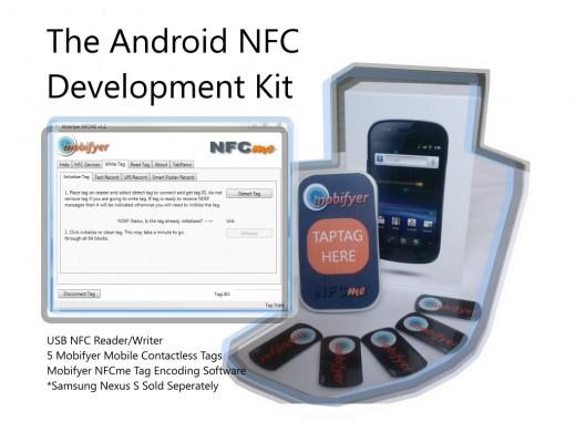 Software for NFC development