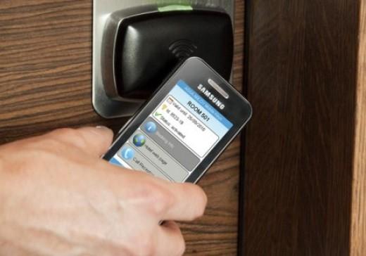 NFC unlocking