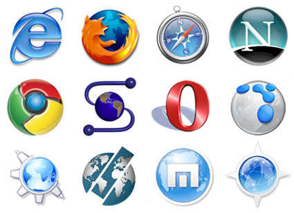 Top Internet Browsers of 2012