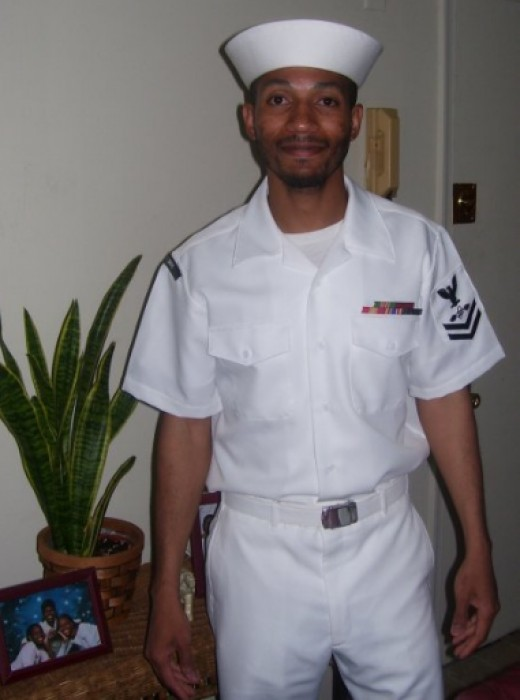 I got out the US Navy, back in October of 2008, what an awesome experience that was. I served on active duty military for 10 long years, and received and honorable discharge with loads of honors, and professional achievements, and I thank my Uncle.