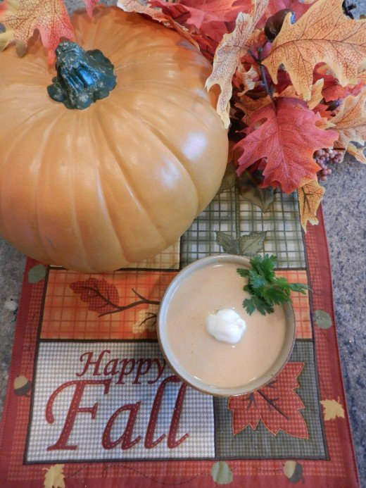 So what are you waiting for? Dig in and Happy Fall!