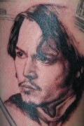 Celebrity Tattoos And Designs-Celebrity Tattoo Meanings And Ideas-Celebrity Tattoo Portraits