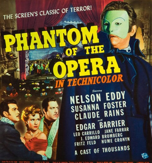 The Phantom of the Opera (1943)